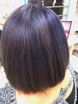 マーメイドヘアー(mermaid hair)ダークパープルアッシュ