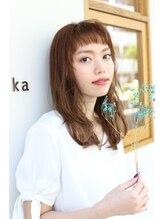 スミカ(sumika)前髪ショートのセミロング