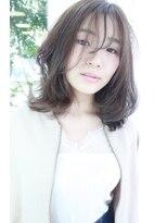 ヘアーアンドリラックス スウィート(Hair&Relax SWEET)アンニュイウェーブ/SWEET/上村知美