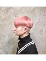 サロンドミルク 溝の口店(salon de MiLK)ホワイトピンク