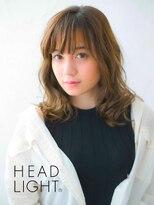 フローレス バイ ヘッドライト 三鷹店(hair flores by HEADLIGHT)ヴェールウエーブセミディ