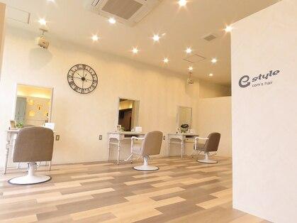 イースタイルコムズヘア 柳通り店(e-style com's hair)の写真