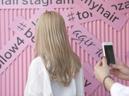 アジールヘア 所沢プロペ通り店(agir hair)の写真