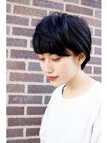 ヘアーサロン ニュアンス(HAIR SALON nuance)マニッシュショート