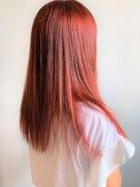 ヘア ミール(hair mirle)赤