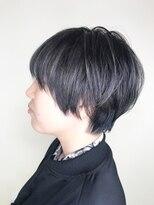 ジャガラ(JAGARA)ネビージュカラーマッシュショート/JAGARA代見【千葉】