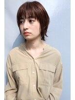 モッズヘア 仙台PARCO店(mod's hair)【モッズヘア仙台】大人可愛いウルフ♪