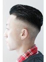 【EIGHT plat 渋谷2号店】TAHITI barber aka 刈り上げ