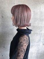 ロープヘアー 岐阜(ROPE hair)《ROPE》ハイトーン×クリアピンクベージュカラー ☆