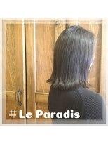 ルパラディ(leparadis)【透け感ブラック】