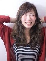 """ヘアメイクエシェル 小松店(Hair Make e‐shell)""""summer  long  style"""""""