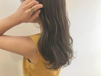 グッデイ ヘアー(GOOD DAY HAIR)の写真/[下北沢]希少なクリームパーマが出来るサロン!毛先まで柔らかい無造作カールで理想のヌケ感Styleが叶う◇