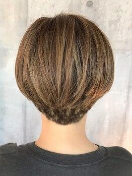 ナディ(nadi)の写真/潤いに満ちた美しい髪色へ―。天然由来成分も配合したナチュラルな髪に優しいカラーです♪