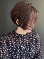 ラウンジ モリオ イケブクロ(Lounge MORIO Ikebukuro)【morio池袋】可愛くて色気のあるショートヘア♪
