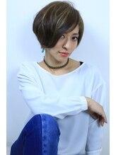 セシル 二子玉川店(SECIL)SECIL【園木健太】cool&beauty~アシンメトリーショート~