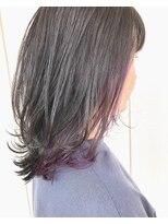 ヘアーサロン リアン 熊谷2号店(hair salon Rien)☆大人気☆インナーカラー