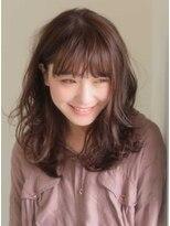 キース ヘアアンドメイク(kith. hair&make)恵比寿kith.本田×大人可愛い 耳かけ フェアリー