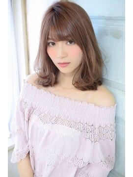 ジュール(Jule)モテ前髪◎ひし形シルエット大人かわいい☆女性らしいくびれ