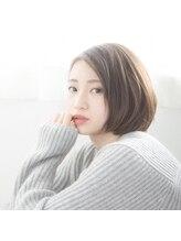 ラビ ヘア アトリエ(Labbi Hair atelier)艶ボブ