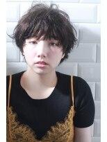 アピィス(APPiiS)横浜APPiiS☆黒髪ネオクラシカルショート