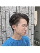 アルマヘアー(Alma hair by murasaki)セットが楽しめるメンズショート
