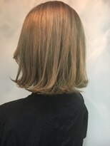 ヴァーチェ ヘアー(Virche hair)外国人風ミルクティーブロンド