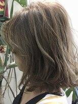 マハナ(Mahana by hair)*ヌードベージュカラー*