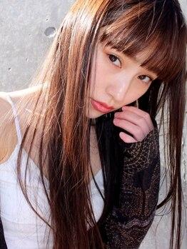 ソルトウォーター(SALT WATER)の写真/リピート多数★美髪チャージ【Uru Re Light(ウルリライト)】うる艶で柔らかい健康的な美髪へ導いてくれる♪