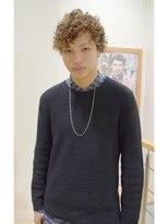 【JADE 2008-9 A/W】パーマスタイル