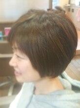 モイヘアーデザイン(moi hair design)大人なエアリーマッシュ