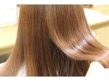オリジナル髪質改善メニューでお髪の悩みを解消!