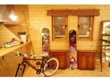 ディグナグループ美容室チャップリン(dig'na group)の雰囲気(二階の風景)