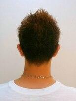 ヘア メイク ニイク(hair make niic)ソフトモヒカンスタイル