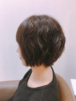 スタイルクリエイター 牛久店(Style Creator)の写真/【似合うが見つかる♪】丁寧なカウンセリングで一人一人に似合う髪形をご提案◇扱いやすい髪に◎