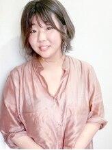 オーブ ヘアー ヴォーグ 京都3号店(AUBE HAIR vogue)富永 沙織