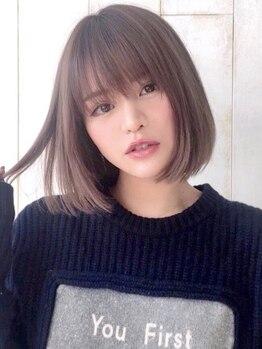 サンド ヨコハマ(sand yokohama)の写真/【横浜☆NewOpen】あなたの髪のお悩みに徹底的に向き合います!髪質・ダメージレベルに合わせたTRをご提案