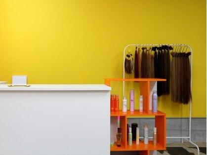 ヘアスタジオ ライズ(Hair studio Rise+)の写真