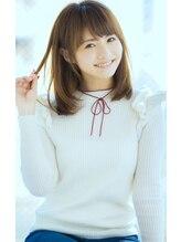 リル ヘアーデザイン(Rire hair design)【Rire-リル銀座-】小顔☆ナチュラルセミディ