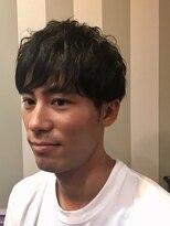 ヴァーチェ ヘアー(Virche hair)束感ニュアンスパーマ
