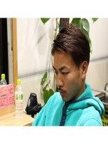 ヘアーサロン リンカ(Hair Salon Rinka)☆男前☆2ブロック