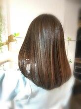 ヘアーアンドメイクボーノ(Hair & Make Buono)Dr Heat カットカラー