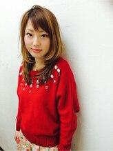ハウズコレクション イオンタウン店(hu's collection)★耳かけバランスアップスイートミディアム★