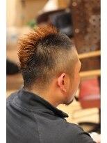 ヘアサロン 呼友(hair salon)モヒカン+