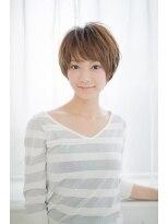 ヘアサロン レア(hair salon lea)【LEA赤羽☆】マニッシュショート