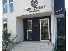 モン クール(mon coeur)の雰囲気(住宅街の中に佇む店内はナチュラルシックな雰囲気♪)