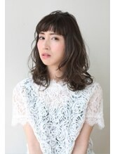 モッズ ヘア 目黒店(mod's hair)CASPIENNE 2015S/S