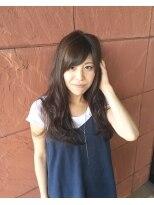 シャンプーボーイ 宮崎駅前店(SHAMPOO BOY)新色のトレンドカラー!! 透明感のあるブルージュ^^