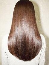 シュガー 仙台宮城野区(&Sugar)【&.Sugar】うるツヤ美髪ストレート髪質改善(30代40代)