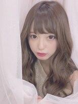 ☆LOHAS☆小顔効果◎エクステガーリースタイル