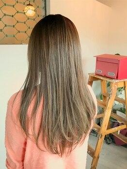 ナディ(nadi)の写真/5つのステップで髪に潤いを与えサラサラな指通りに♪エステTrでダメージ、パサつき、広がる髪にも♪